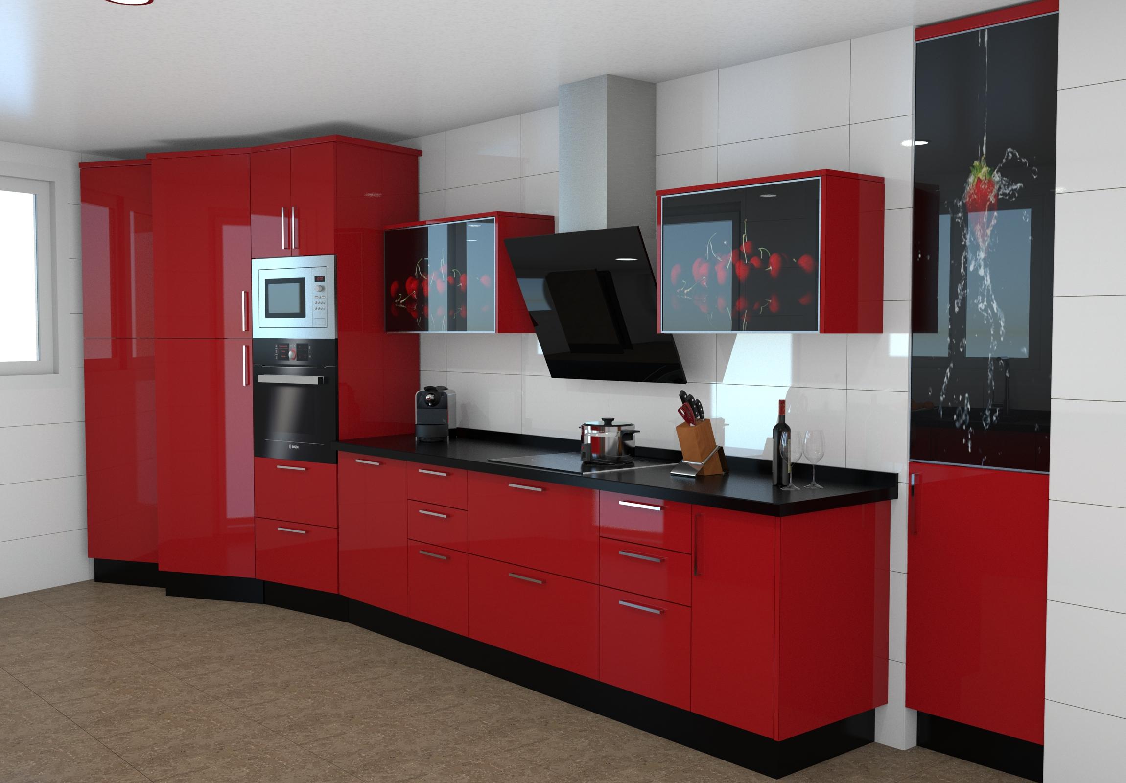 Cocinas Capri – Fabrica de Muebles de Cocina, Cuartos de ...